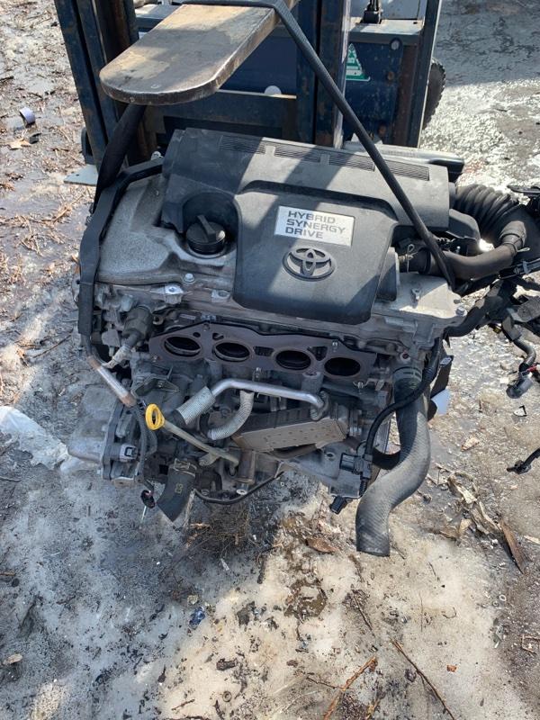 Двигатель Toyota Camry 50 2ARFXE 2013