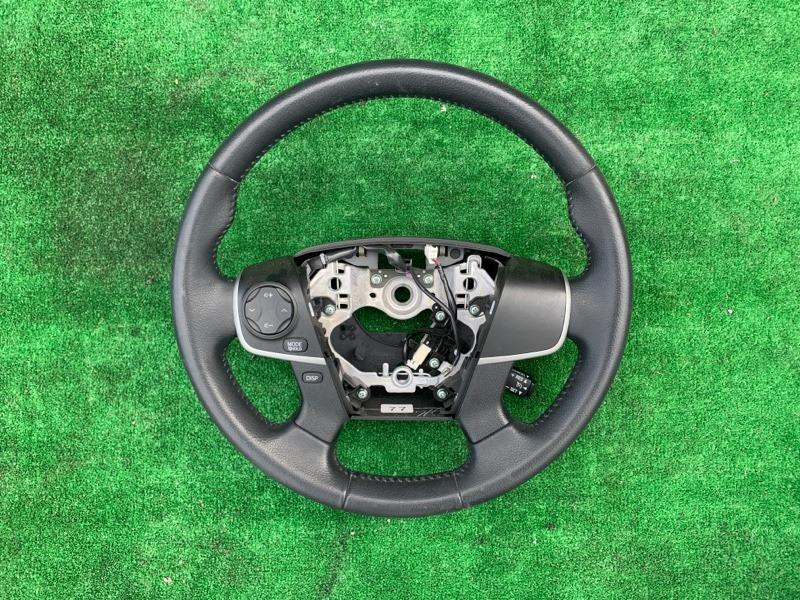 Руль Toyota Camry 50 2ARFXE 2013
