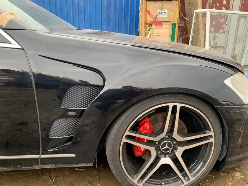 Крыло Mercedes Benz S-Class W221 272.965 2006 переднее