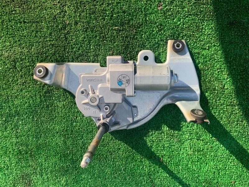Мотор дворников Honda Vezel RU1 L15B 2014