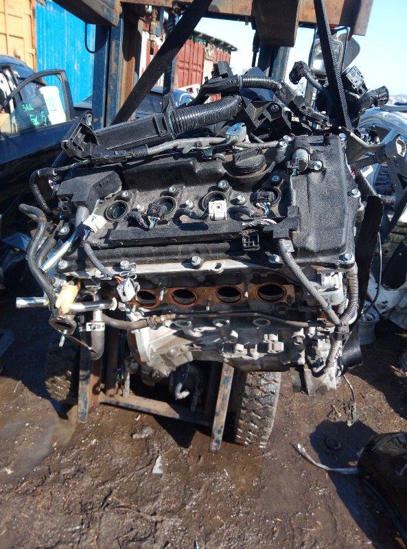 Двигатель Toyota Prius ZVW55 2ZR-FXE 2016