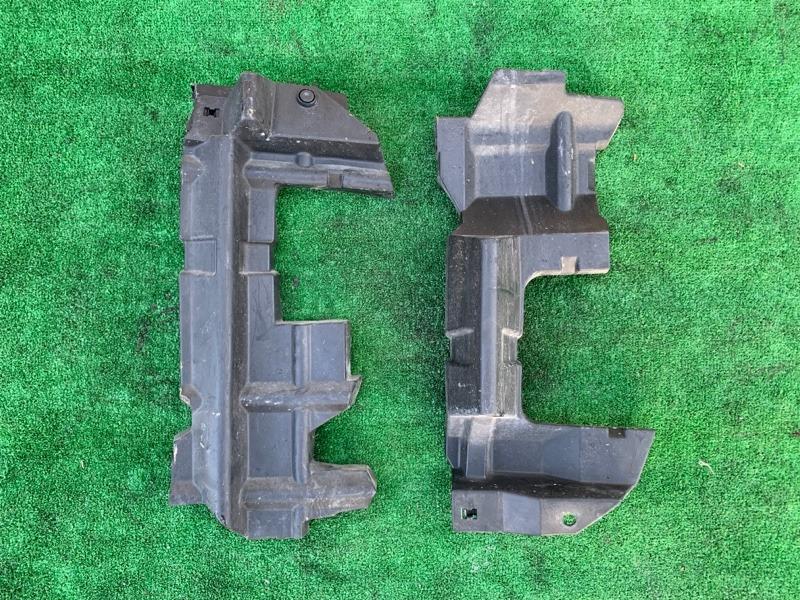 Защита радиатора Honda Vezel RU1 L15B 2014
