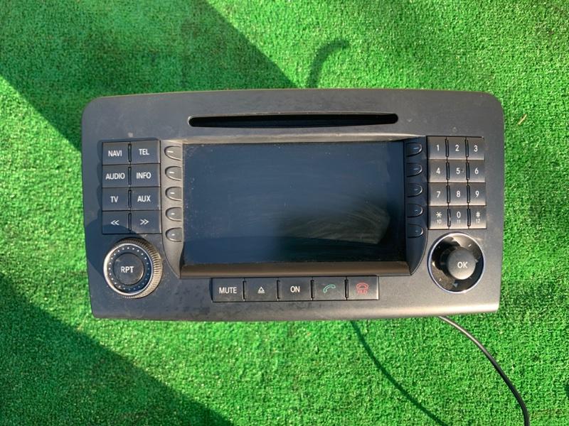 Магнитола Mercedes Benz 164.186 Ml350 4Matic W164.186 M272E35 2005
