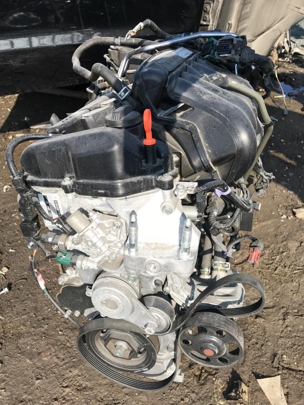 Двигатель Honda Vezel RU1 L15B 2014