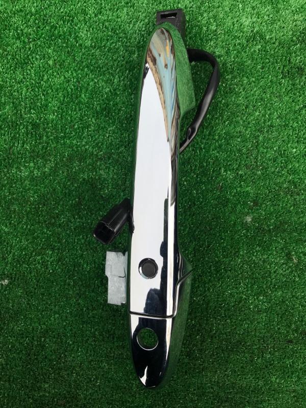 Ручка двери внешняя Honda Vezel RU1 L15B 2014 передняя правая