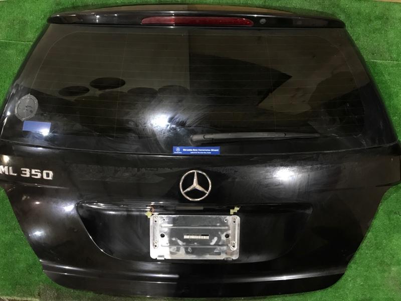 Крышка багажника Mercedes Benz 164.186 Ml350 4Matic W164.186 M272E35 2005