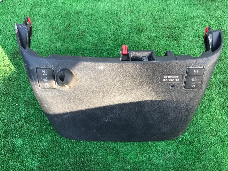 Блок подогрева сидения Toyota Prius ZVW55 2ZR-FXE 2016