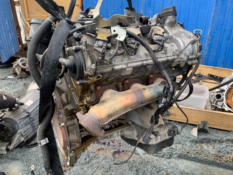 Двигатель Mercedes Benz S-Class W221 272.965 2006