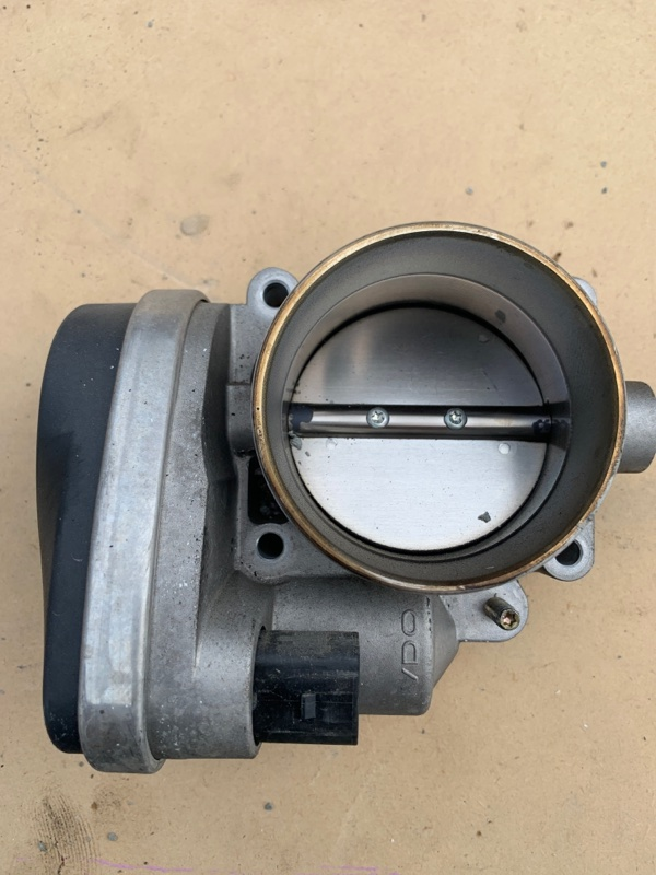 Дроссельная заслонка Bmw X5 E53 M54B30 2005