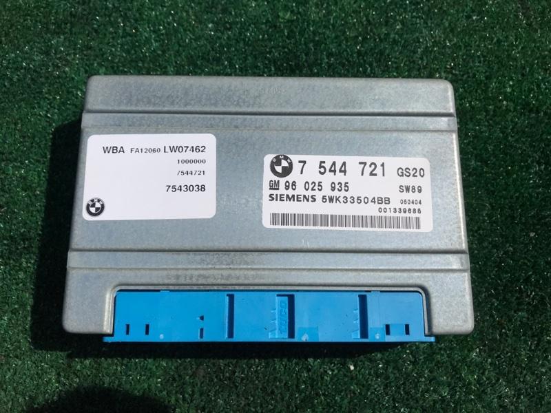 Блок управления акпп Bmw X5 E53 M54B30 2005