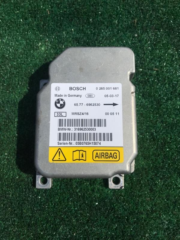 Блок управления airbag Bmw X5 E53 M54B30 2005
