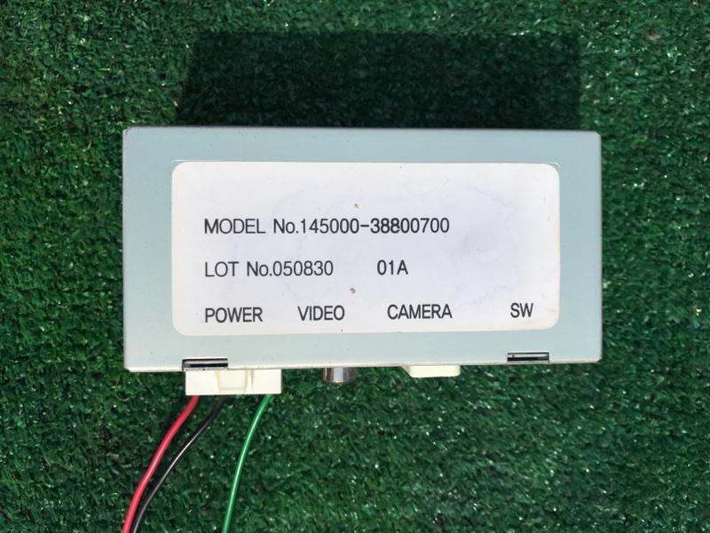 Блок управления камерой Bmw X5 E53 M54B30 2005