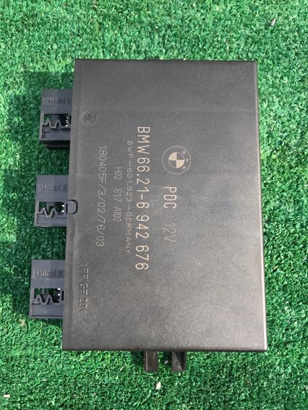 Блок управления парковкой Bmw X5 E53 M54B30 2005