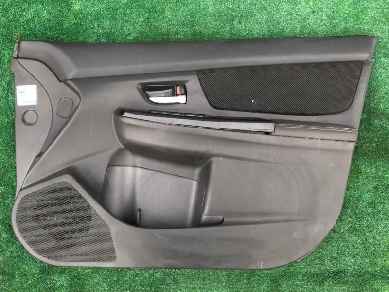 Обшивка двери Subaru Xv Hibrid GPE 2016 2016 передняя правая