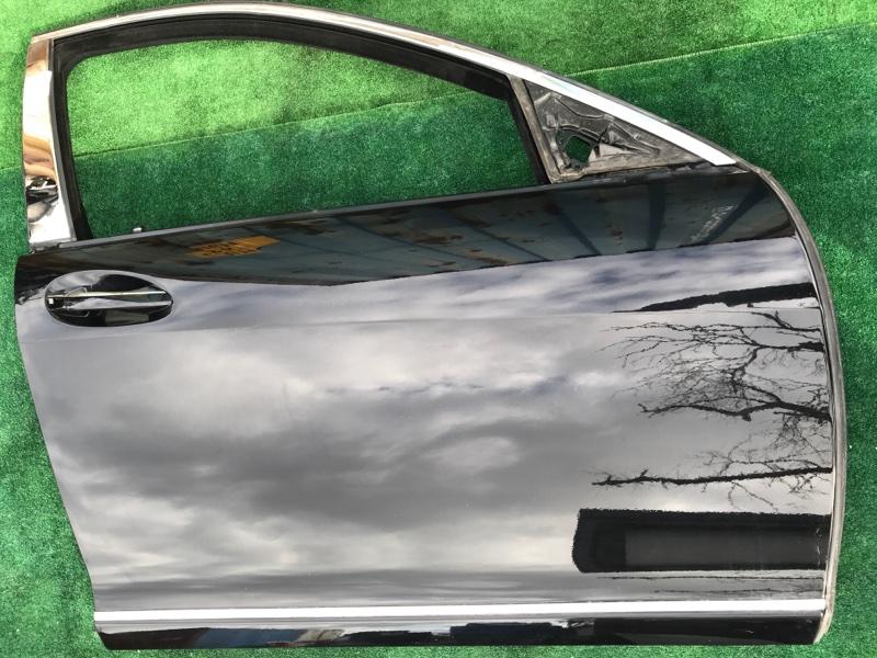Дверь Mercedes Benz S-Class W221 272.965 2006 передняя правая
