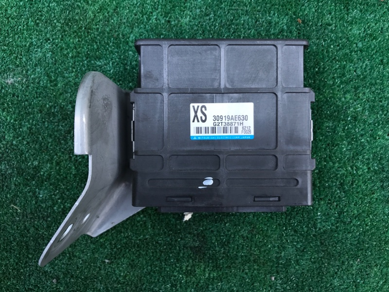 Блок управления двигателем Subaru Xv Hibrid GPE 2016 2016