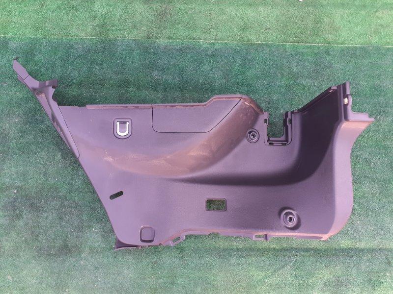 Обшивка багажника Subaru Xv Hibrid GPE 2016 2016 левая