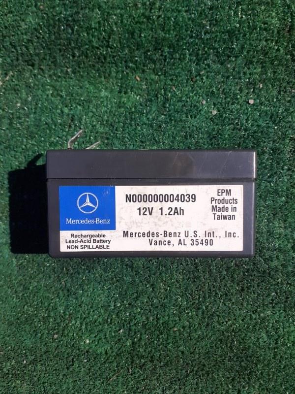 Аккумулятор Mercedes Benz Gl-Class X164 M273E55 2008