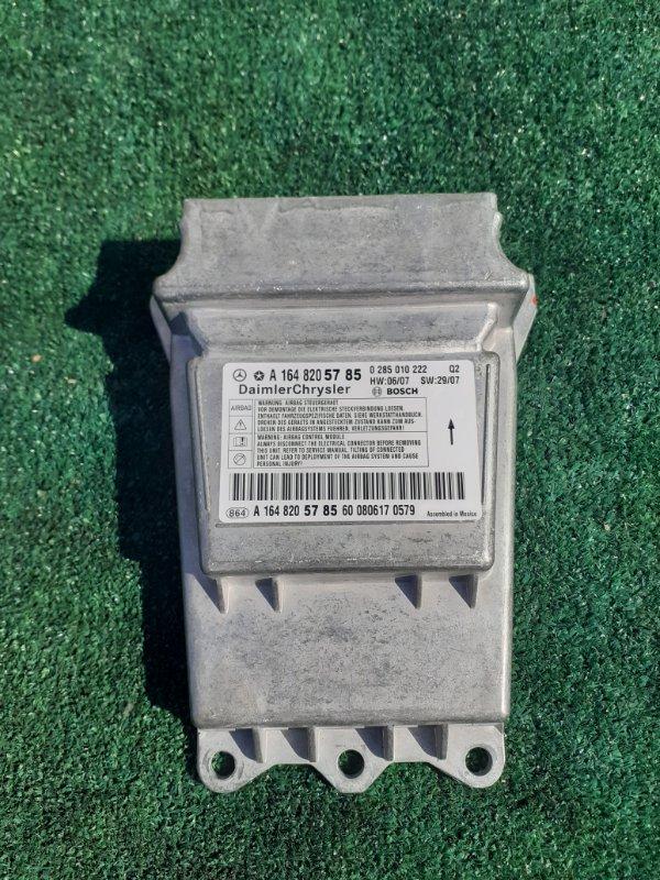 Блок управления airbag Mercedes Benz Gl-Class X164 M273E55 2008
