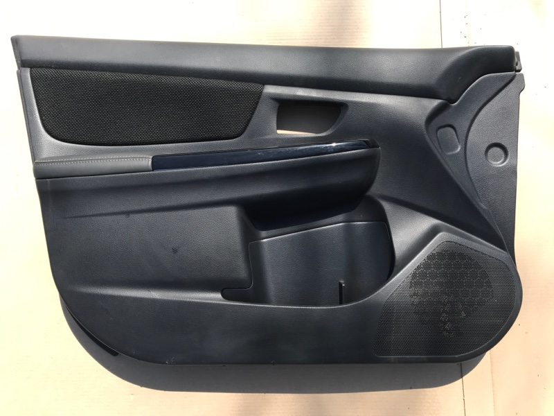Обшивка двери Subaru Xv Hibrid GPE 2016 2016 передняя левая