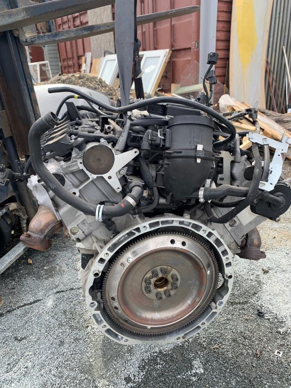 Двигатель Mercedes Benz Gl-Class X164 M273E55 2008