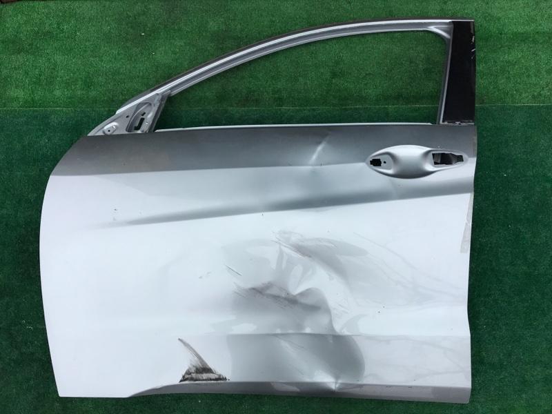 Дверь Honda Vezel RU3 LEB 2014 передняя левая