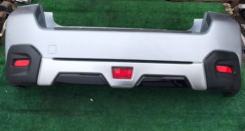 Бампер Subaru Xv Hibrid GPE 2016 2016 задний
