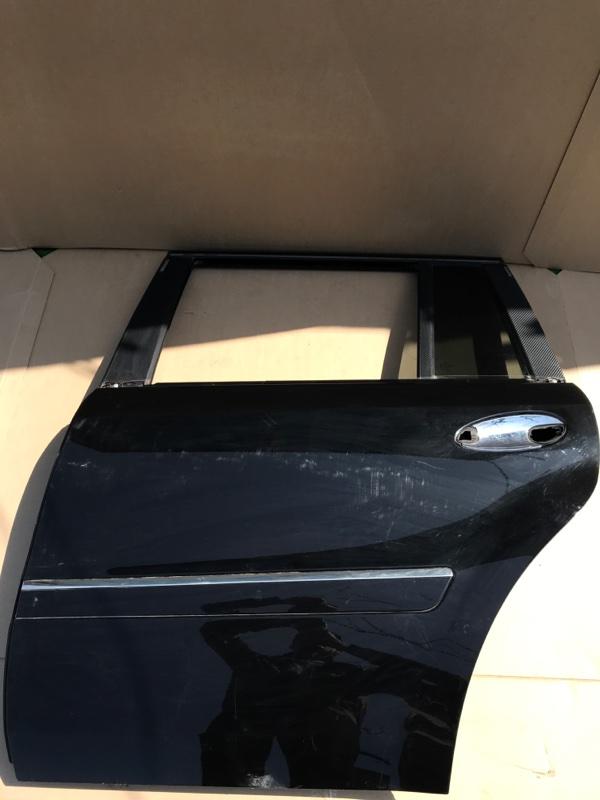 Дверь Mercedes Benz Gl-Class X164 M273E55 2008 задняя левая
