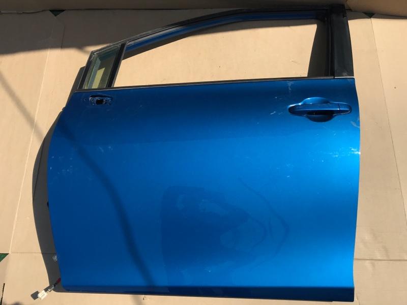 Дверь Toyota Sienta NHP170- 1NZFXE 2017 передняя левая