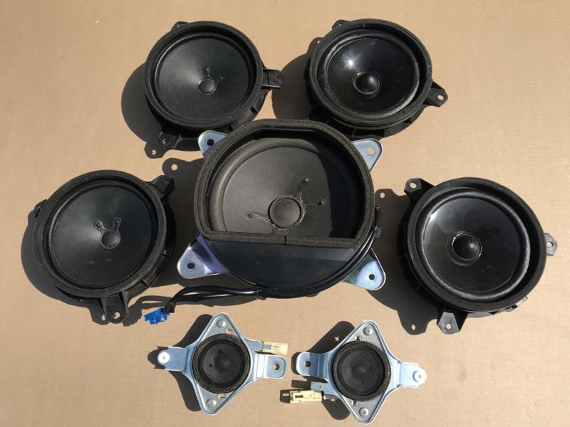 Комплект динамиков Toyota Crown AWS210 2ARFSE 2013