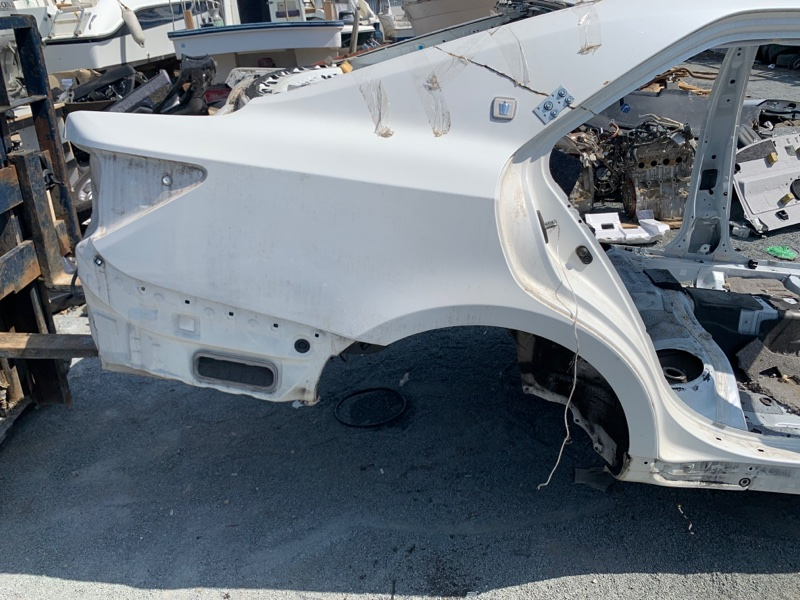 Крыло Toyota Crown AWS210 2ARFSE 2013 заднее правое