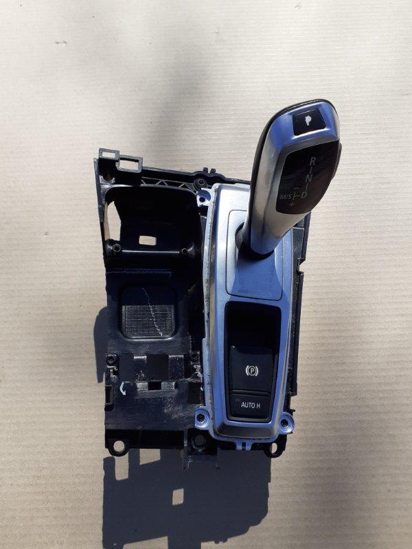 Селектор акпп Bmw X5 E70 N52B30 2009