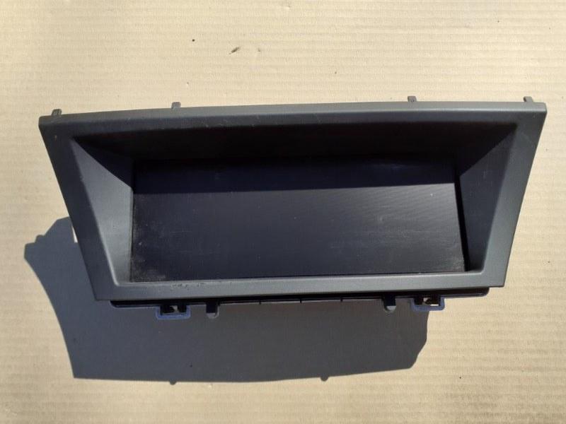 Монитор Bmw X5 E70 N52B30 2009