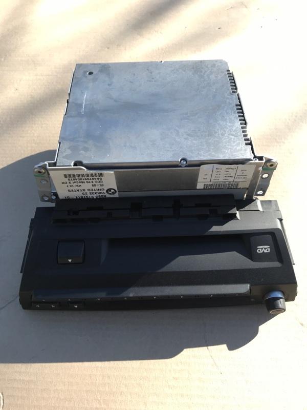 Магнитола Bmw X5 E70 N52B30 2009