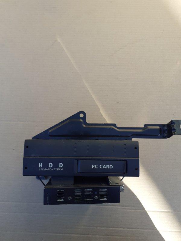Блок управления навигацией Bmw X5 E70 N52B30 2009