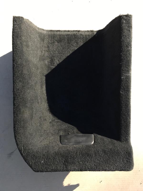Обшивка багажника Bmw X5 E70 N52B30 2009 правая