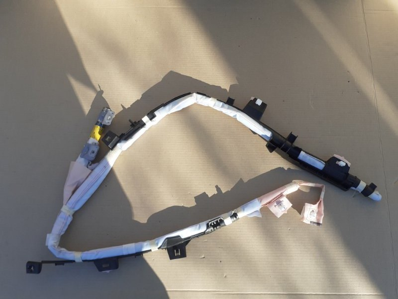 Подушка безопасности боковая, потолочная Toyota Crown AWS210 2ARFSE 2013 левая