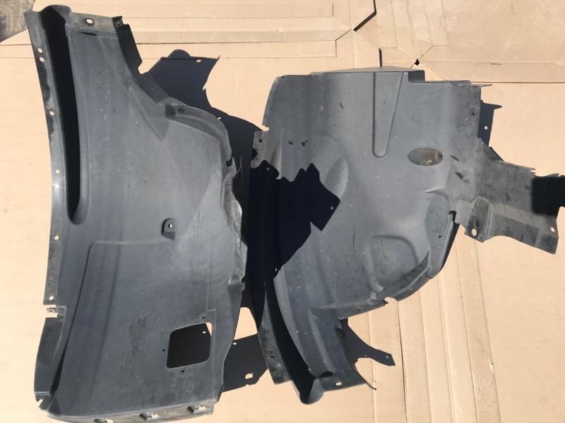 Подкрылок Bmw X5 E70 N52B30 2009 передний левый
