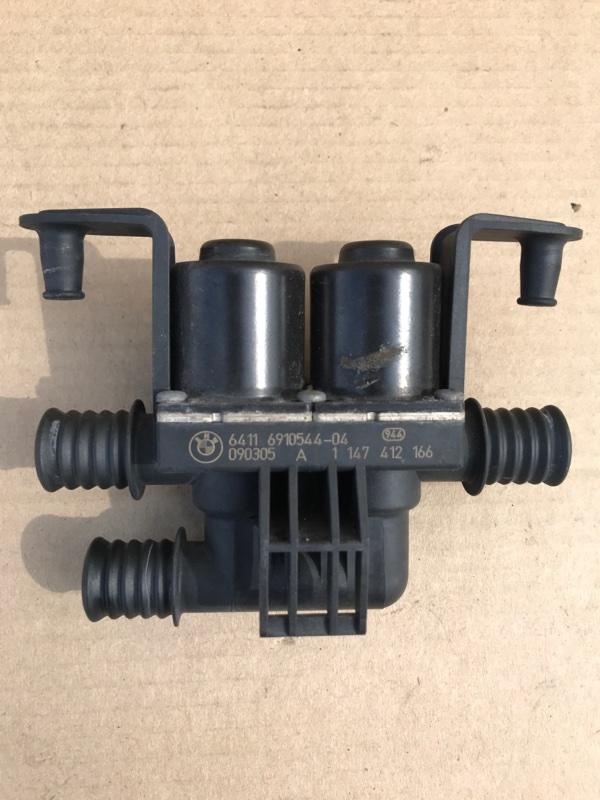Клапан печки Bmw X5 E70 N52B30 2009