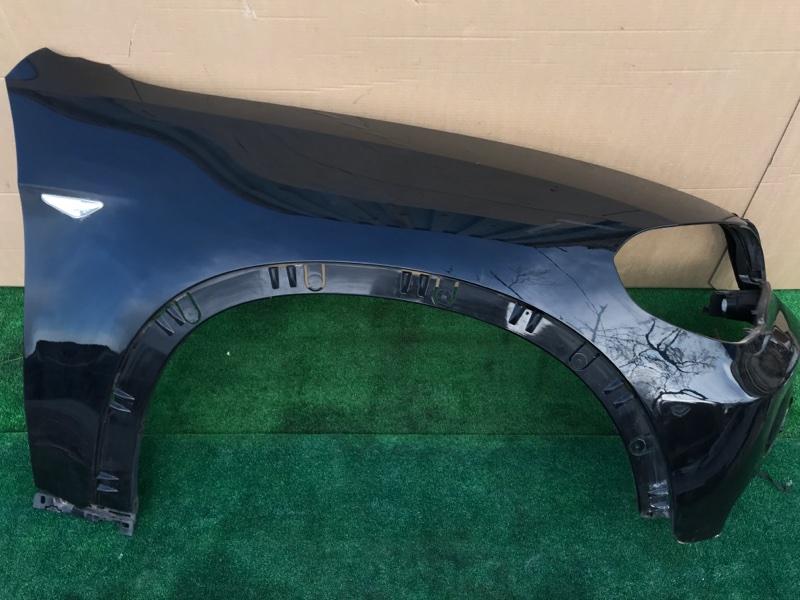 Крыло Bmw X5 E70 N52B30 2009 переднее правое