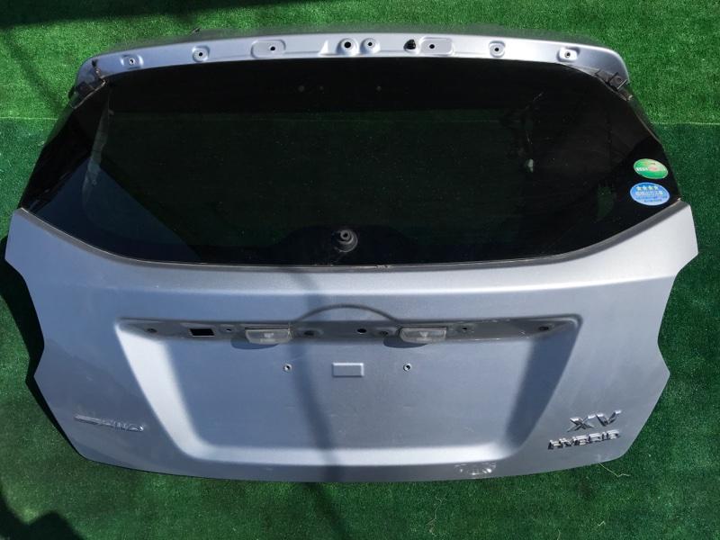 Крышка багажника Subaru Xv Hibrid GPE 2016 2016