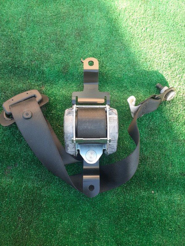 Ремень безопасности Bmw X5 E70 N52B30 2009 задний левый