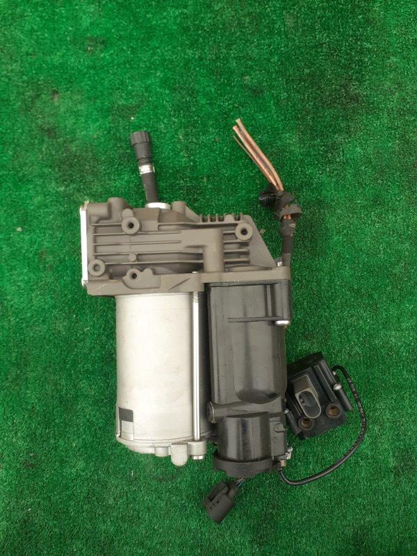 Компрессор пневмоподвески Bmw X5 E70 N52B30 2009