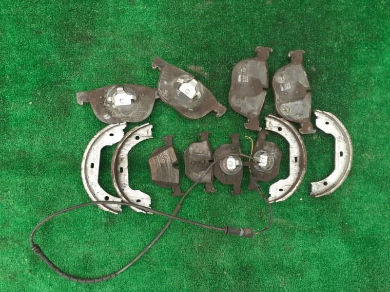 Тормозные колодки Bmw X5 E70 N52B30 2009