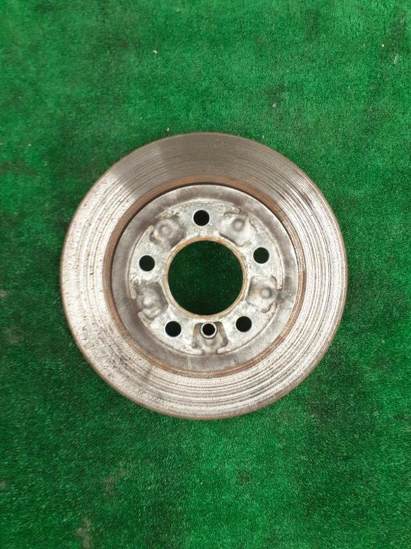 Тормозной диск Bmw X5 E70 N52B30 2009 задний правый