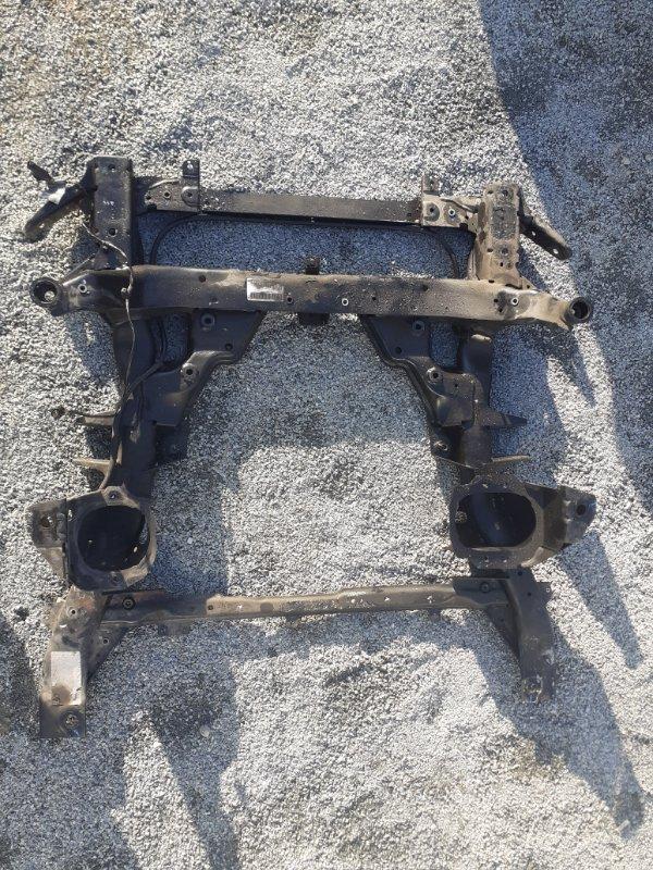 Балка под двс Bmw X5 E70 N52B30 2009