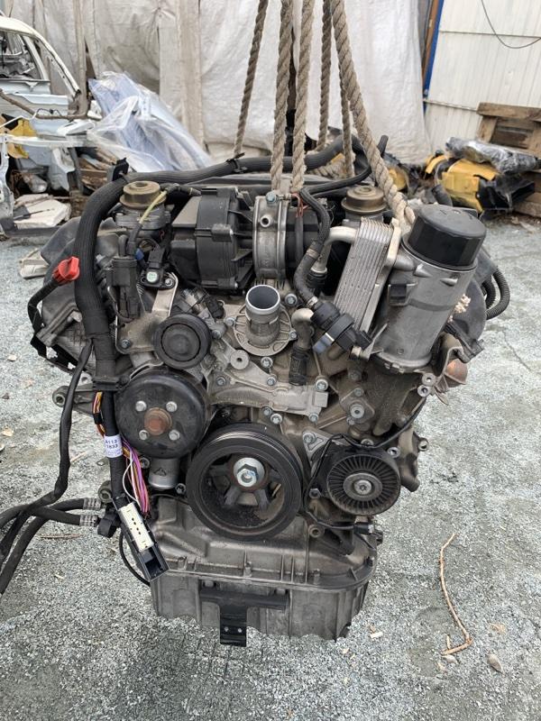 Двигатель Mercedes Benz Mercedes Benz M Class Ml500 W164.175 113.964 2005