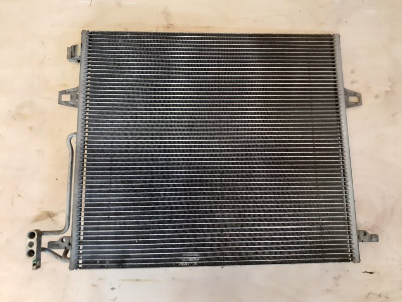 Радиатор кондиционера Mercedes Benz Mercedes Benz M Class Ml500 W164.175 113.964 2005