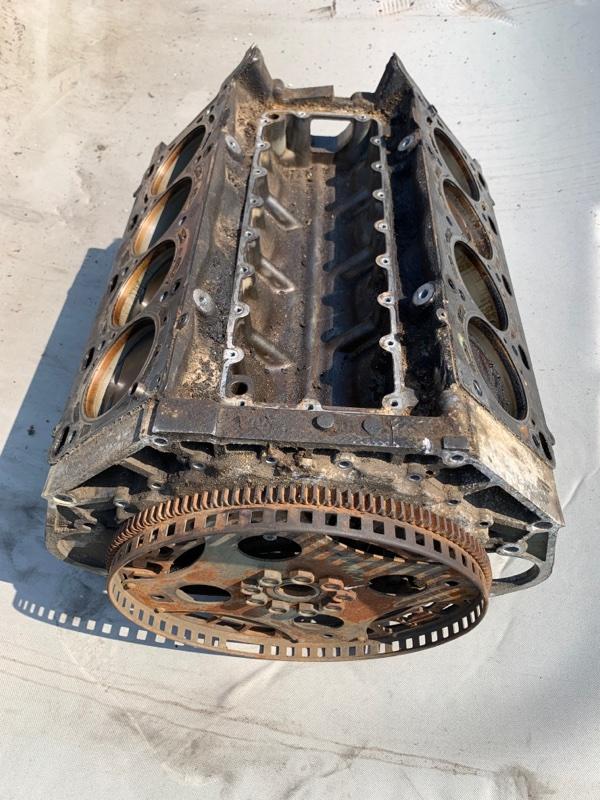 Блок двигателя Bmw X5 E53 M62B44 2002
