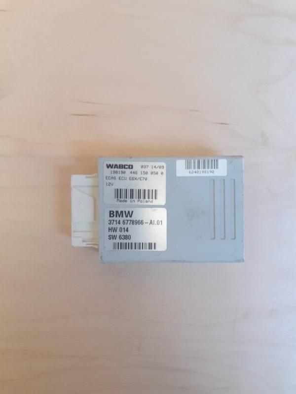 Блок управления подвеской Bmw X5 E70 N52B30 2009